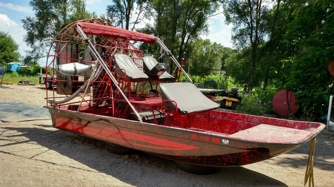 Building Aluminum Airboat Hull – Wonderful Image Gallery